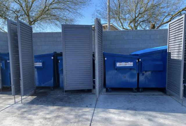 dumpster cleaning in newton