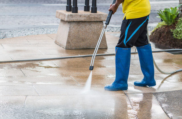 commercial cleaning newton